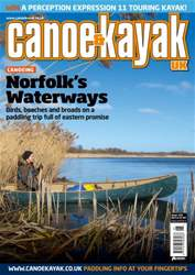 Canoe & Kayak UK issue June 14