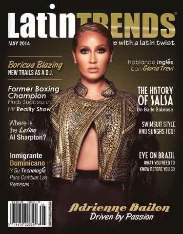 Latin Trends issue Issue 108