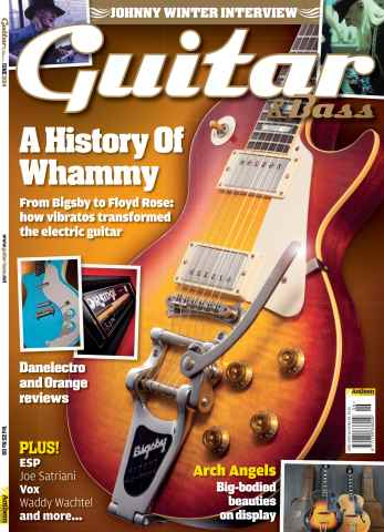 Guitar & Bass Magazine issue Jun-14