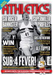 Athletics Weekly issue 01/05/2014
