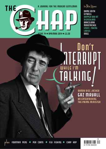 The Chap issue AprMay 14