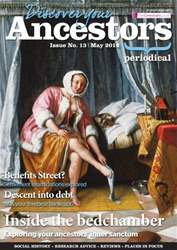 Discover Your Ancestors issue May 2014