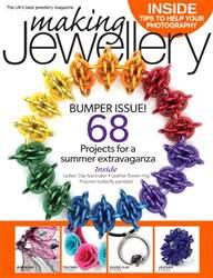 Making Jewellery issue June 2014