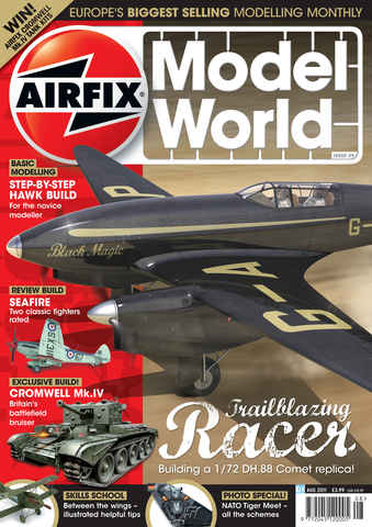 Airfix Model World issue August 2011