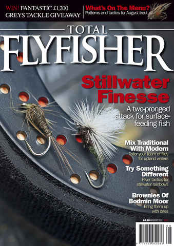 Total FlyFisher issue August 2011