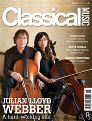 Classical Music issue May 2014