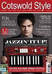 Cotswold Style issue Cotswold Style May 2014