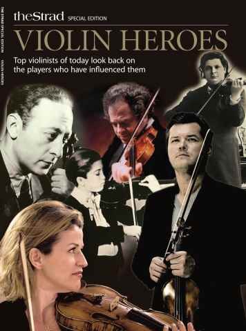 The Strad issue Violin Heroes