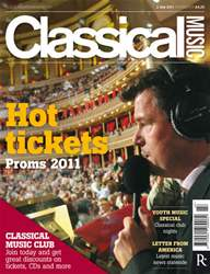 Classical Music issue 2nd July 2011