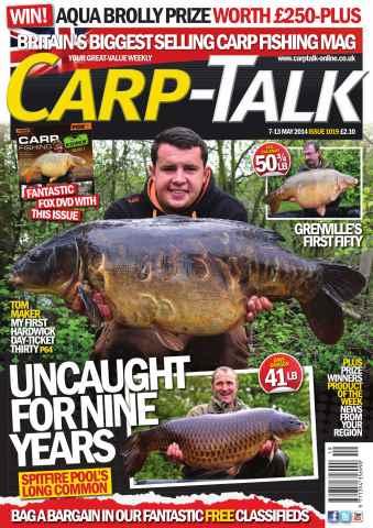 Carp-Talk issue 1019