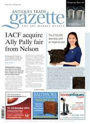 Antiques Trade Gazette issue ATG Issue 2140
