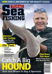 Total Sea Fishing issue August 2011