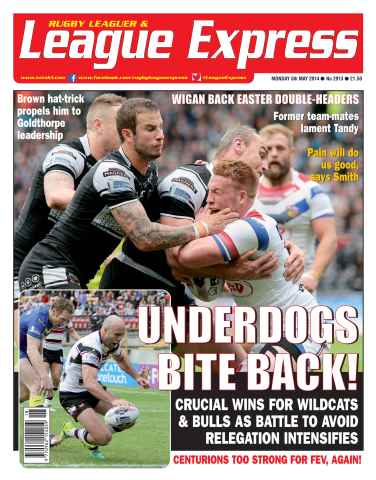League Express issue 2913