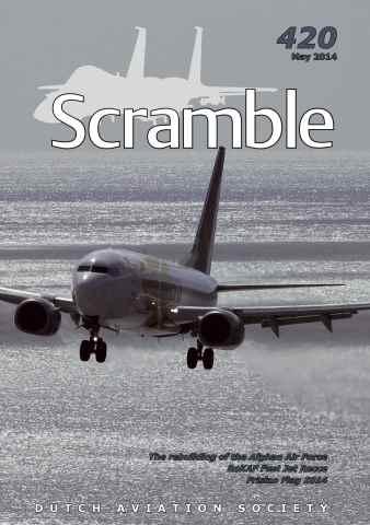 Scramble Magazine issue 420 - May 2014