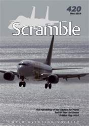 Scramble Magazine issue 420 - May 2014