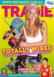 Tradie issue Tradie July 2011