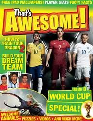 Issue 8 - World Cup Special issue Issue 8 - World Cup Special