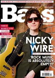 Bass Guitar issue 104 May 2014
