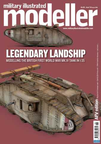 MIM: AFV Edition issue 38