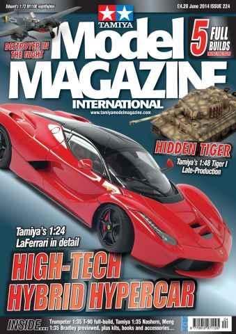 Tamiya Model Magazine issue 224