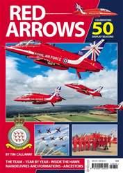 Red Arrows - Celebrating 50 display seasons issue Red Arrows - Celebrating 50 display seasons