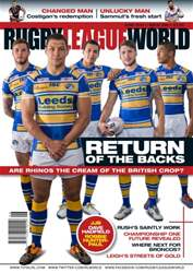Rugby League World issue June 2014