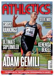 Athletics Weekly issue 08/05/2014