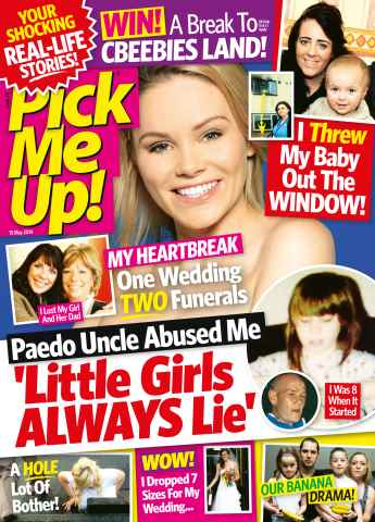 Pick Me Up issue 15th May 2014
