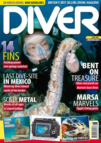 DIVER issue JUNE 2014