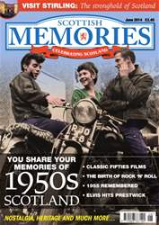Scottish Memories issue June 2014