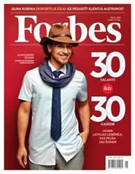 Forbes Maijs '14 issue Forbes Maijs '14