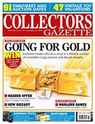 Collectors Gazette issue June 2014