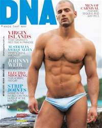 DNA Magazine issue #173 - Travel