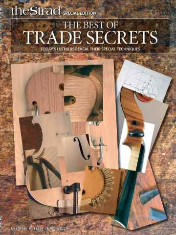 The Strad issue The Best of Trade Secrets