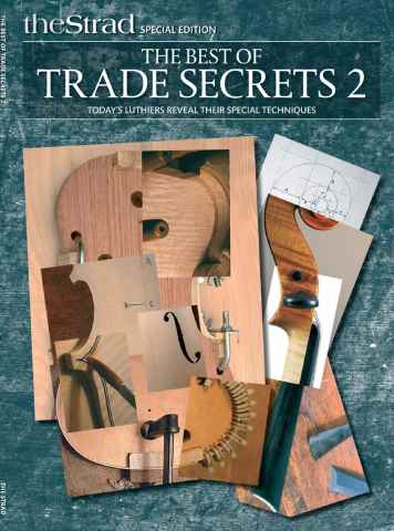 The Strad issue The Best of Trade Secrets 2