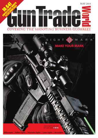 Gun Trade World issue May 14