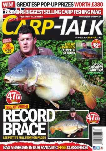 Carp-Talk issue 1020