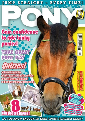 Pony Magazine issue PONY Magazine - June 2014