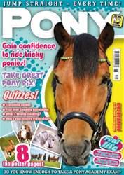 Pony Magazine issue PONY Magazine - June 2014