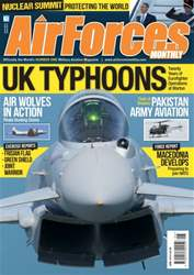 AirForces Monthly issue June 2014