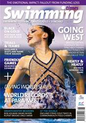 Swimming Times issue June 14