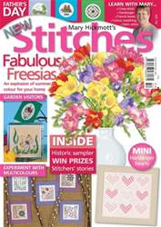 New Stitches issue Issue 254