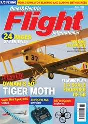 Quiet & Electric Flight Inter issue June 2014