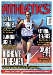 Athletics Weekly issue 15/05/2014