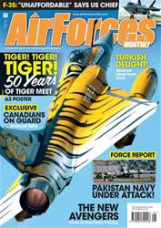 AirForces Monthly issue August 2011