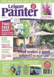 Leisure Painter issue Jul-14