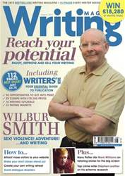 Writing Magazine issue August 2011