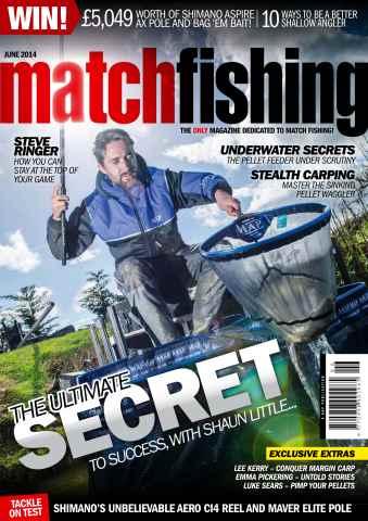 Match Fishing issue Jun-14