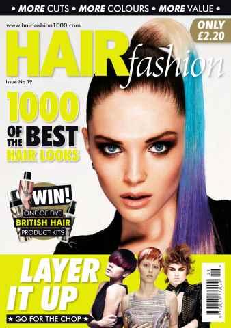 Hair Fashion issue Issue 19
