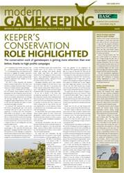Modern Gamekeeping issue MAY/JUN 2014